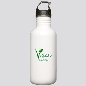 Vegan For Life Water Bottle