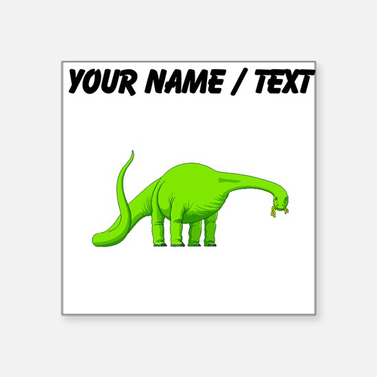 Brachiosaurus (Custom) Sticker