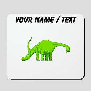 Brachiosaurus (Custom) Mousepad