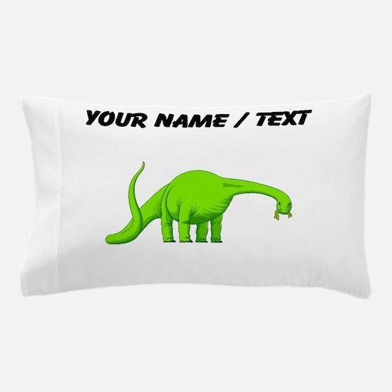 Brachiosaurus (Custom) Pillow Case