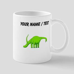 Brachiosaurus (Custom) Mugs