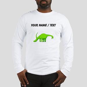 Brachiosaurus (Custom) Long Sleeve T-Shirt