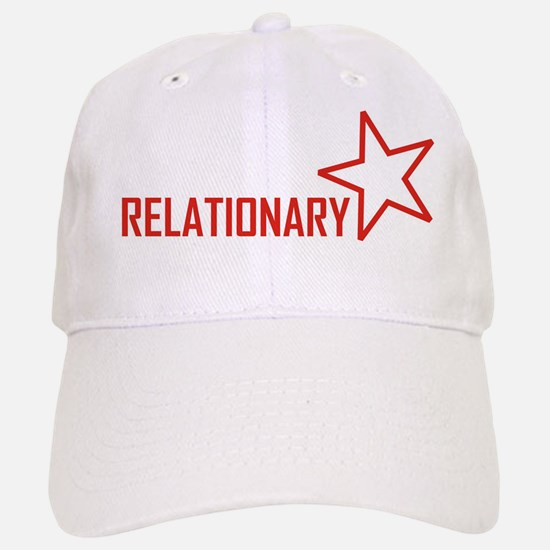Relationary Baseball Baseball Cap