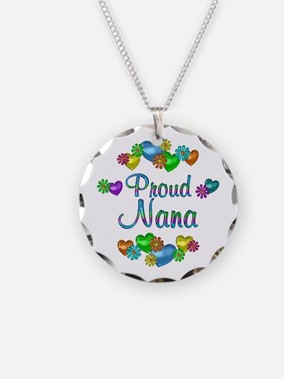 Proud Nana Necklace
