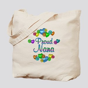 Proud Nana Tote Bag