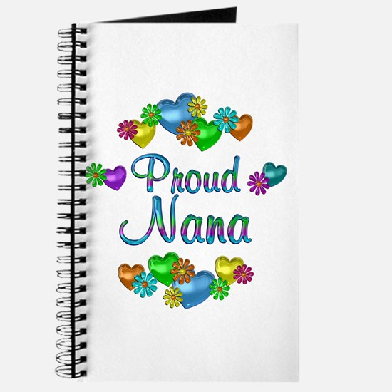 Proud Nana Journal