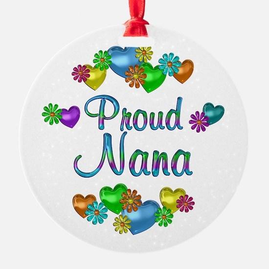 Proud Nana Ornament