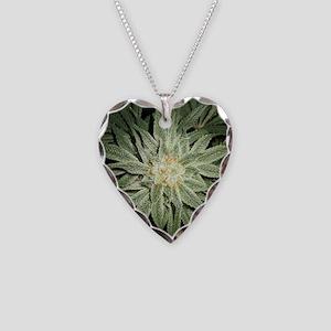 Cannabis Plant Necklace