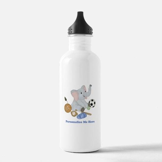 Personalized Sports - Water Bottle