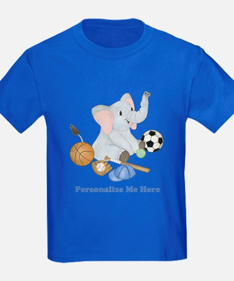 Personalized Sports - Elephant T