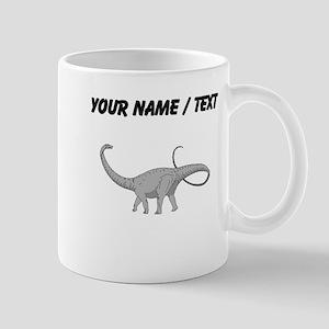 Apatosaurus (Custom) Mugs