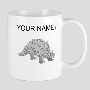 Ankylosaurus (Custom) Mugs
