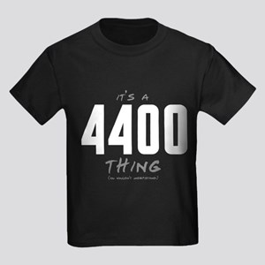It's a 4400 Thing Kids Dark T-Shirt