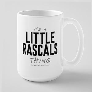It's a Little Rascals Thing Large Mug