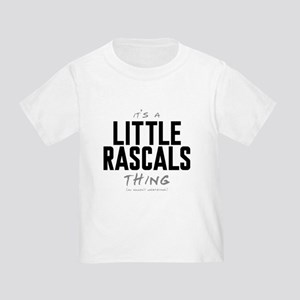 It's a Little Rascals Thing Infant/Toddler T-Shirt