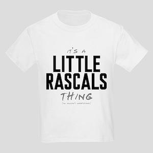 It's a Little Rascals Thing Kids Light T-Shirt