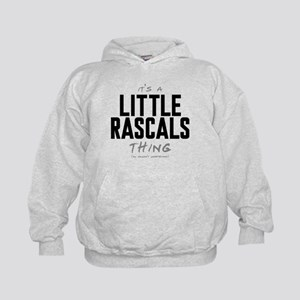 It's a Little Rascals Thing Kid's Hoodie