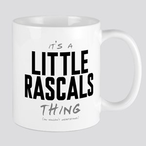 It's a Little Rascals Thing Mug