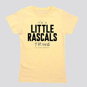 It's a Little Rascals Thing Girl's Tee
