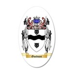 Goodson 35x21 Oval Wall Decal