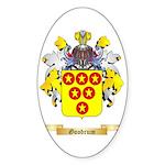 Goodrum Sticker (Oval 50 pk)