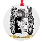 Goodman Round Ornament