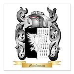 Goodman Square Car Magnet 3