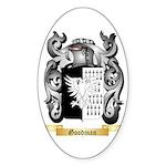Goodman Sticker (Oval 50 pk)