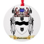 Goodisson Round Ornament