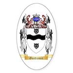 Goodisson Sticker (Oval)
