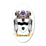 Goodisson 35x21 Oval Wall Decal