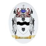 Goodisson Ornament (Oval)
