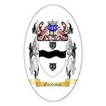 Goodison Sticker (Oval 50 pk)