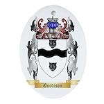 Goodison Ornament (Oval)