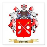 Goodhall Square Car Magnet 3