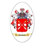 Goodhall Sticker (Oval 50 pk)