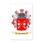 Goodhall 35x21 Wall Decal