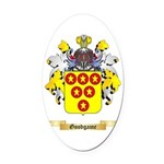 Goodgame Oval Car Magnet