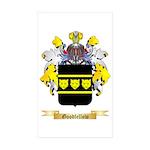 Goodfellow Sticker (Rectangle 10 pk)