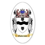 Gooderson Sticker (Oval 50 pk)