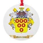 Gooderham Round Ornament