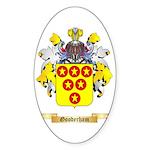 Gooderham Sticker (Oval)