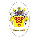 Gooderham Sticker (Oval 50 pk)