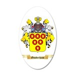 Gooderham 20x12 Oval Wall Decal