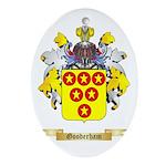 Gooderham Ornament (Oval)