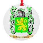 Goodenough Round Ornament