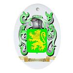 Goodenough Ornament (Oval)