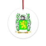Goodenough Ornament (Round)