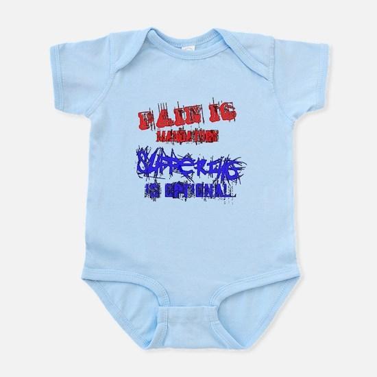 Pain is Mandatory Infant Bodysuit