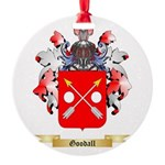 Goodall Round Ornament